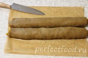 Ржаное печенье постное (веганское) - рецепт с фото 10