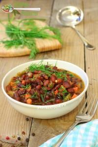 Тушёная фасоль с овощами - рецепт с фото и видео