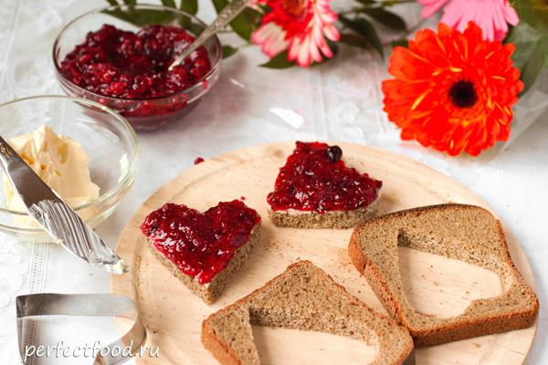 Сладкие бутерброды - рецепт с фото