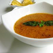 Турецкий суп-пюре из чечевицы «мерджимек чорбасы»