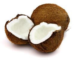 Как правильно открыть кокос - видео