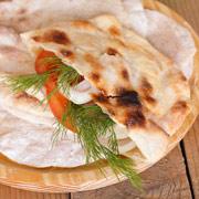 Пита — рецепт. Лепёшки пита или чапати в домашних условиях