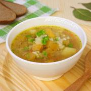 Постный суп с репой — рецепт с фото и видео