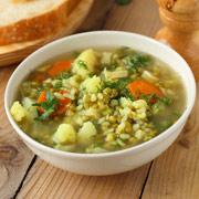 Постный суп из маша и риса — рецепт с фото и видео