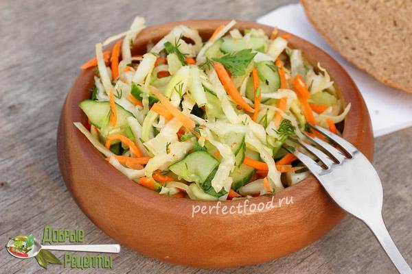 салатов из кабачков фото рецепты