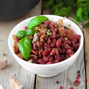 Красная фасоль по-грузински с овощами — рецепт с фото и видео