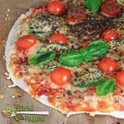 Тонкая пицца с овощами — рецепт с фото и видео