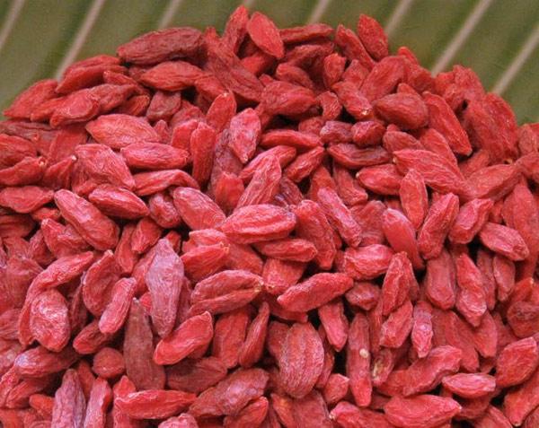 Сушёные ягоды годжи