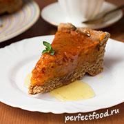 Американский тыквенный пирог — рецепт с фото и видео
