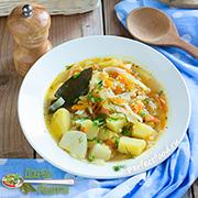 Капустняк — капустный суп с пшеном. Рецепт с фото и видео