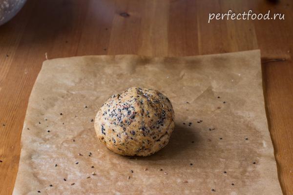 Рецепт солёных крекеров