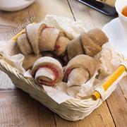 Пряное печенье с повидлом (печенье-трубочки). Рецепт с фото и видео