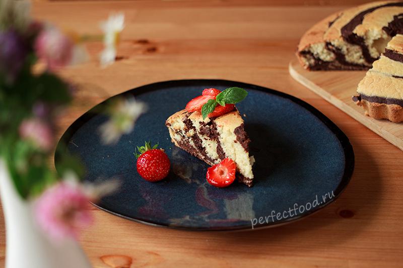Манник зеба - рецепт с фото и видео